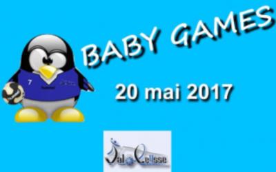 Baby Games : Samedi 20 mai 2017